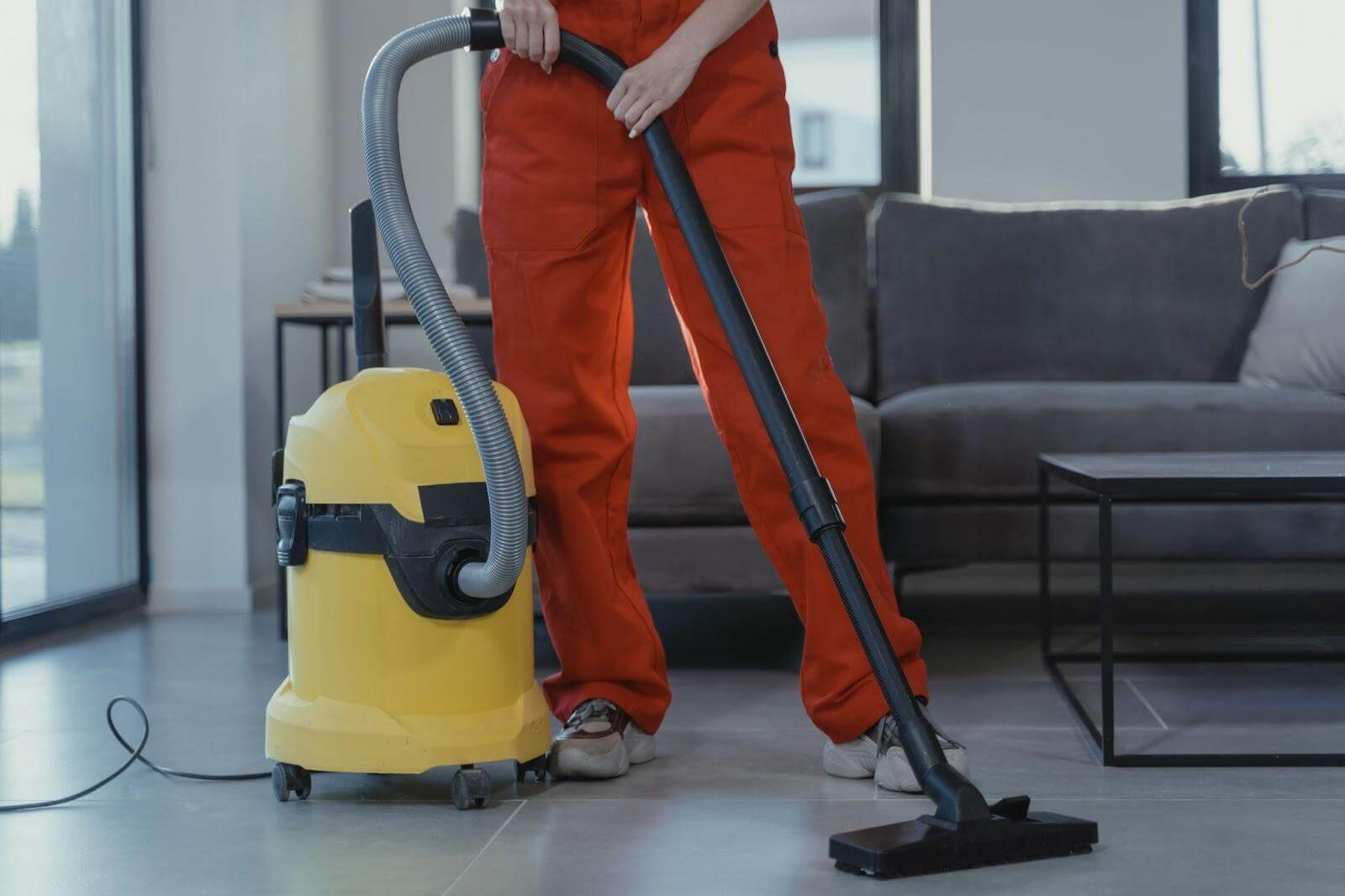 The cleaner the home is, the better your life becomes