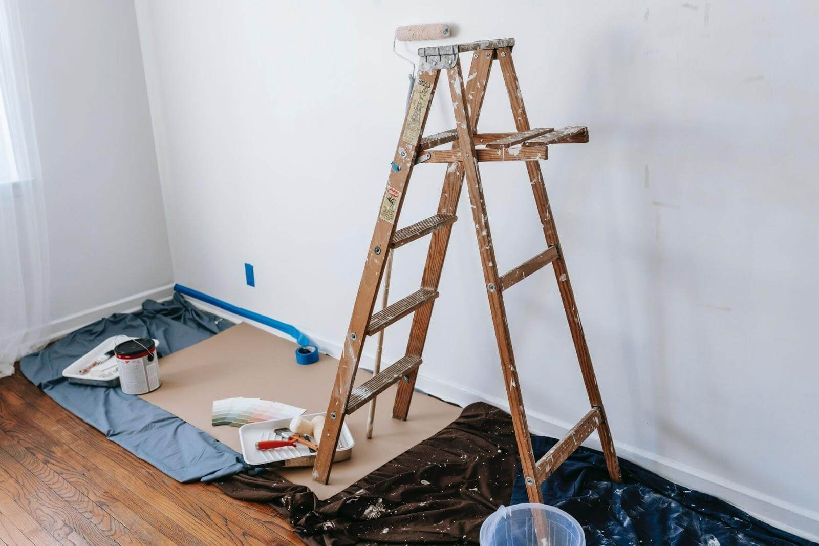 What are your painting ideas for the new home