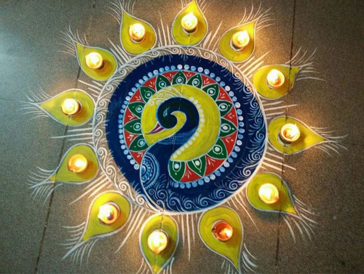 Best Diwali Decoration Ideas For Home Office