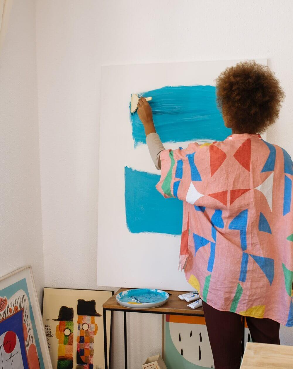 Guidelines of Canvas Painting for Beginners