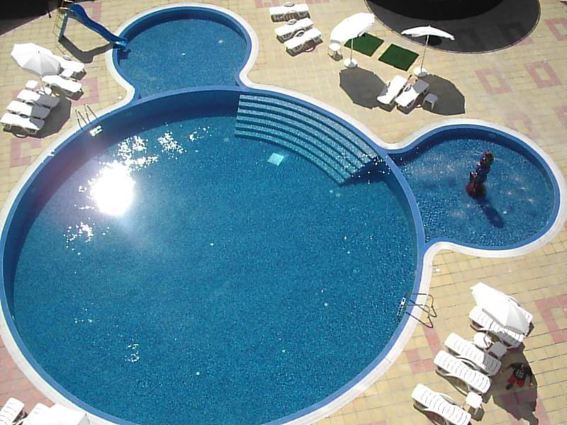 kids Themed swimming pool design ideas