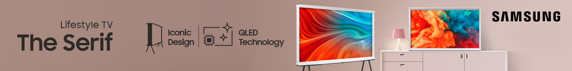 The Serif a Lifestyle TV | Samsung