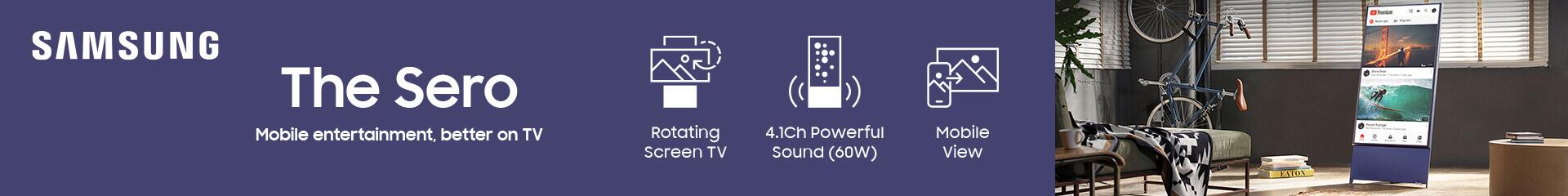 The Sero TV | Samsung
