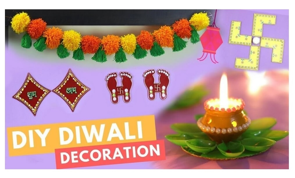 Best Diwali Decoration Ideas for Home & Office
