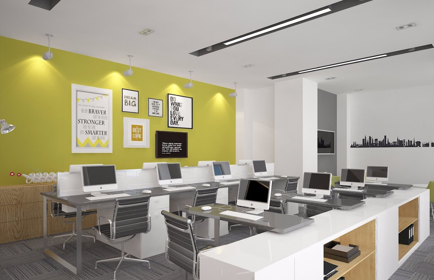 How to Renovate Your Office Space Designs?