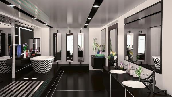 12+ Modern Bathroom Design & Decor Ideas