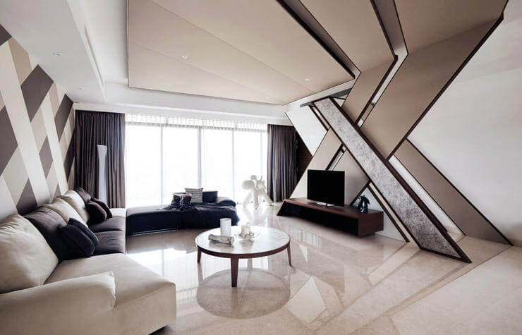 Add the Elegance with False Ceiling