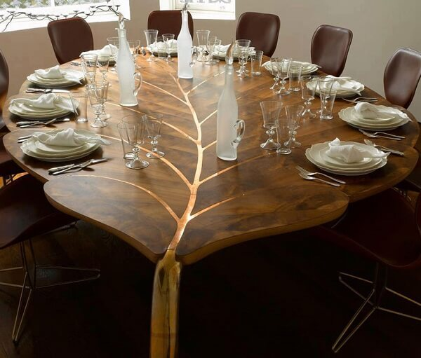 Unique Dining Table Ideas To Enhance