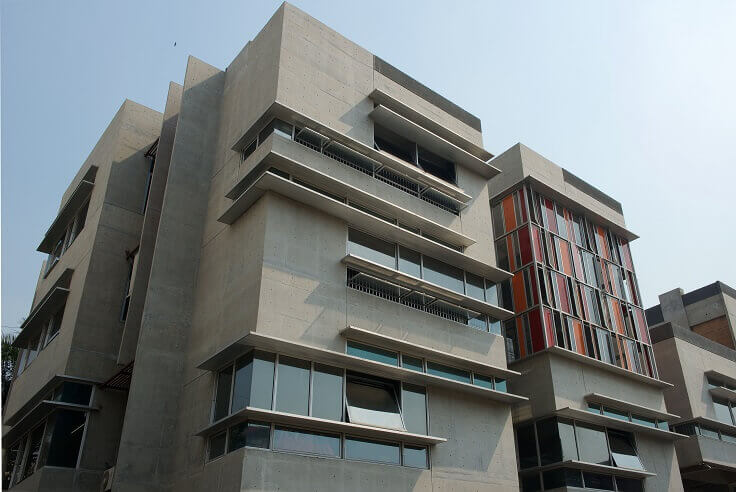 Green Acres Academy - Chembur Architecture