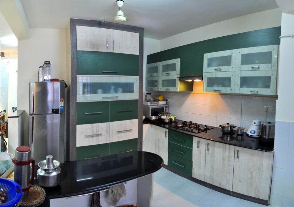 Modular Kitchen 3