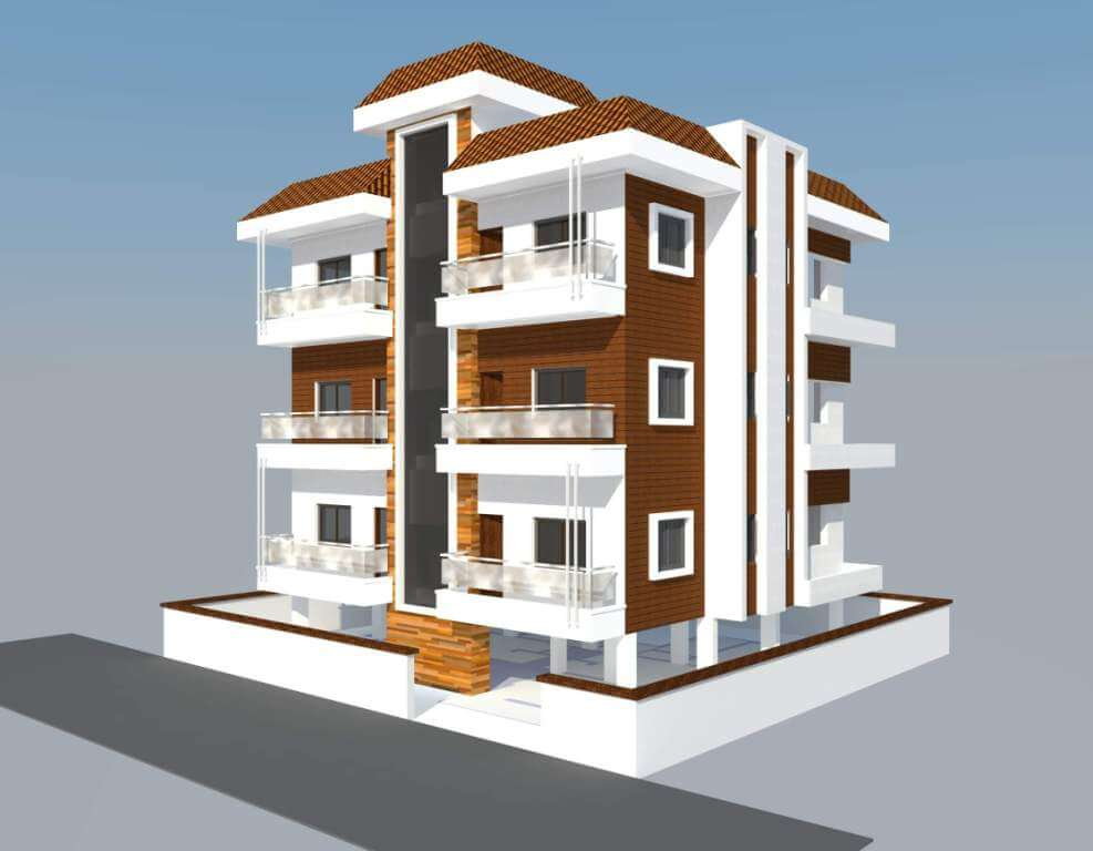 Apartment Architectural layout