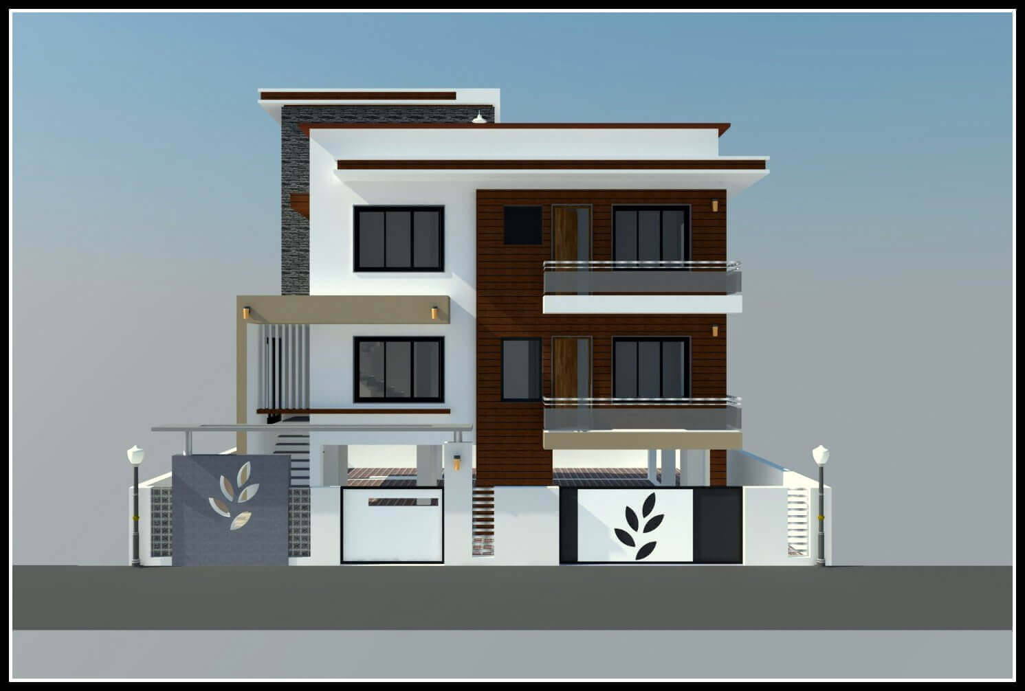 House Architectural layout