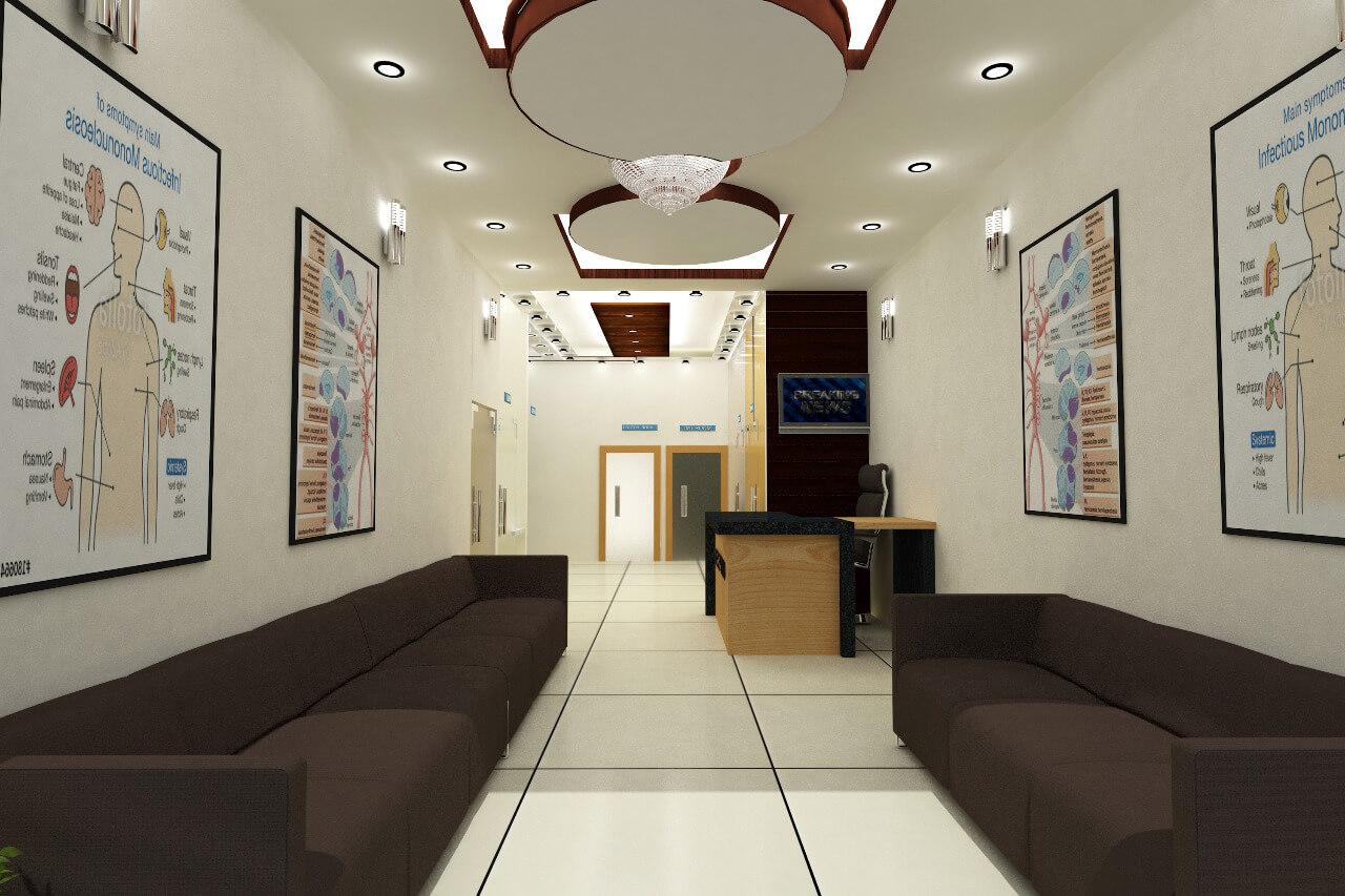 Clinic Waiting Area Design