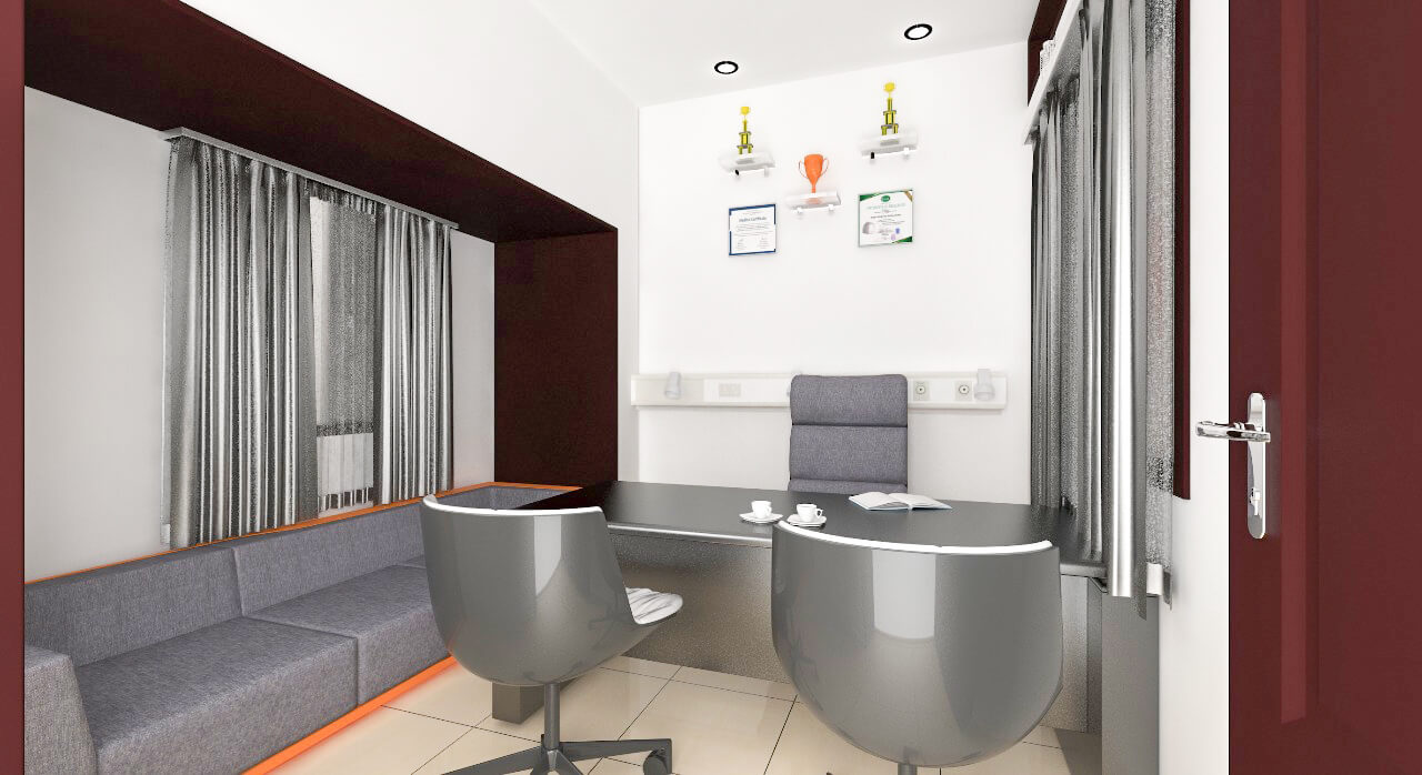 Clinic Doctor Cabin Design