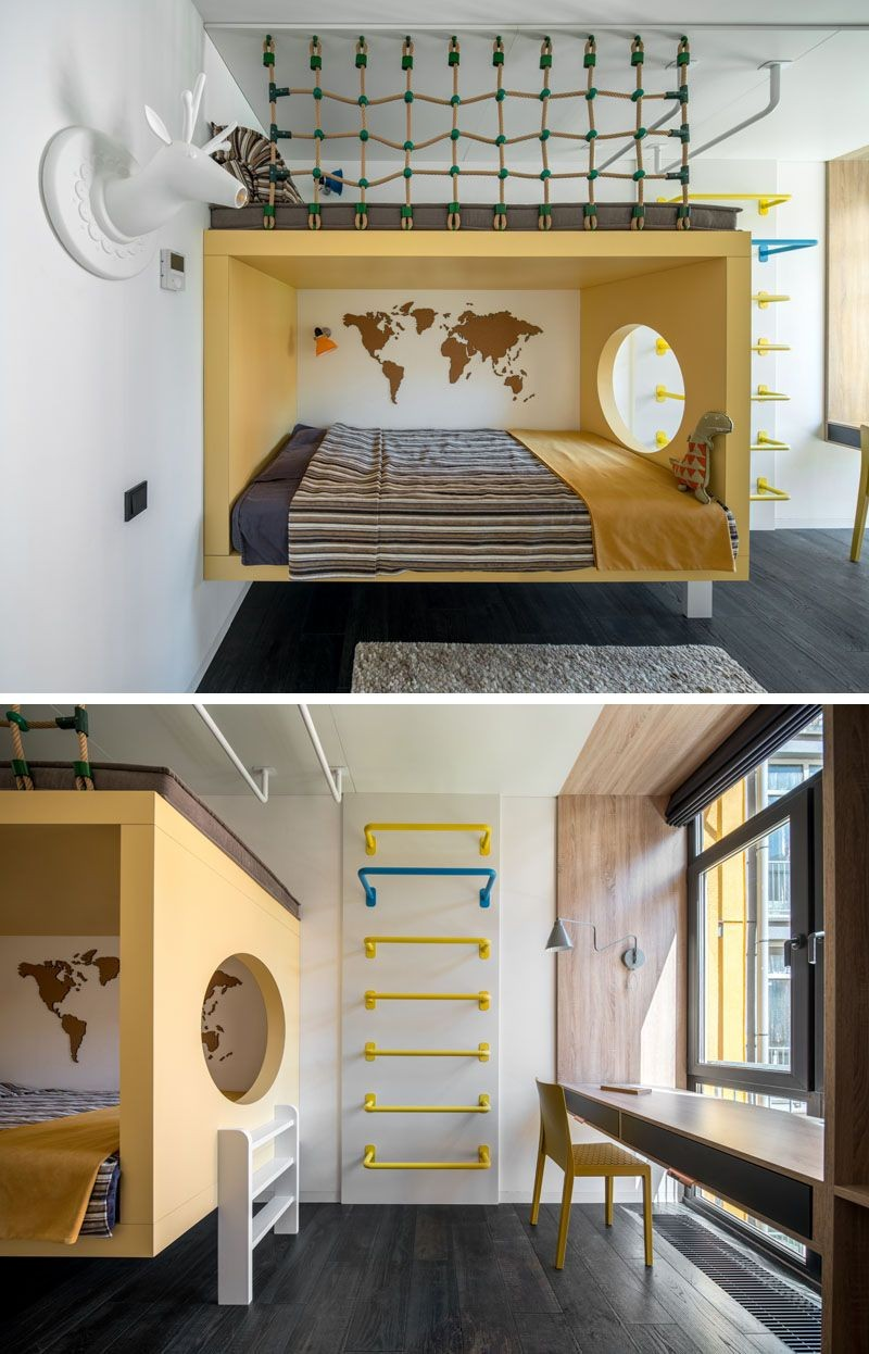 kids room Design with Safety Concern