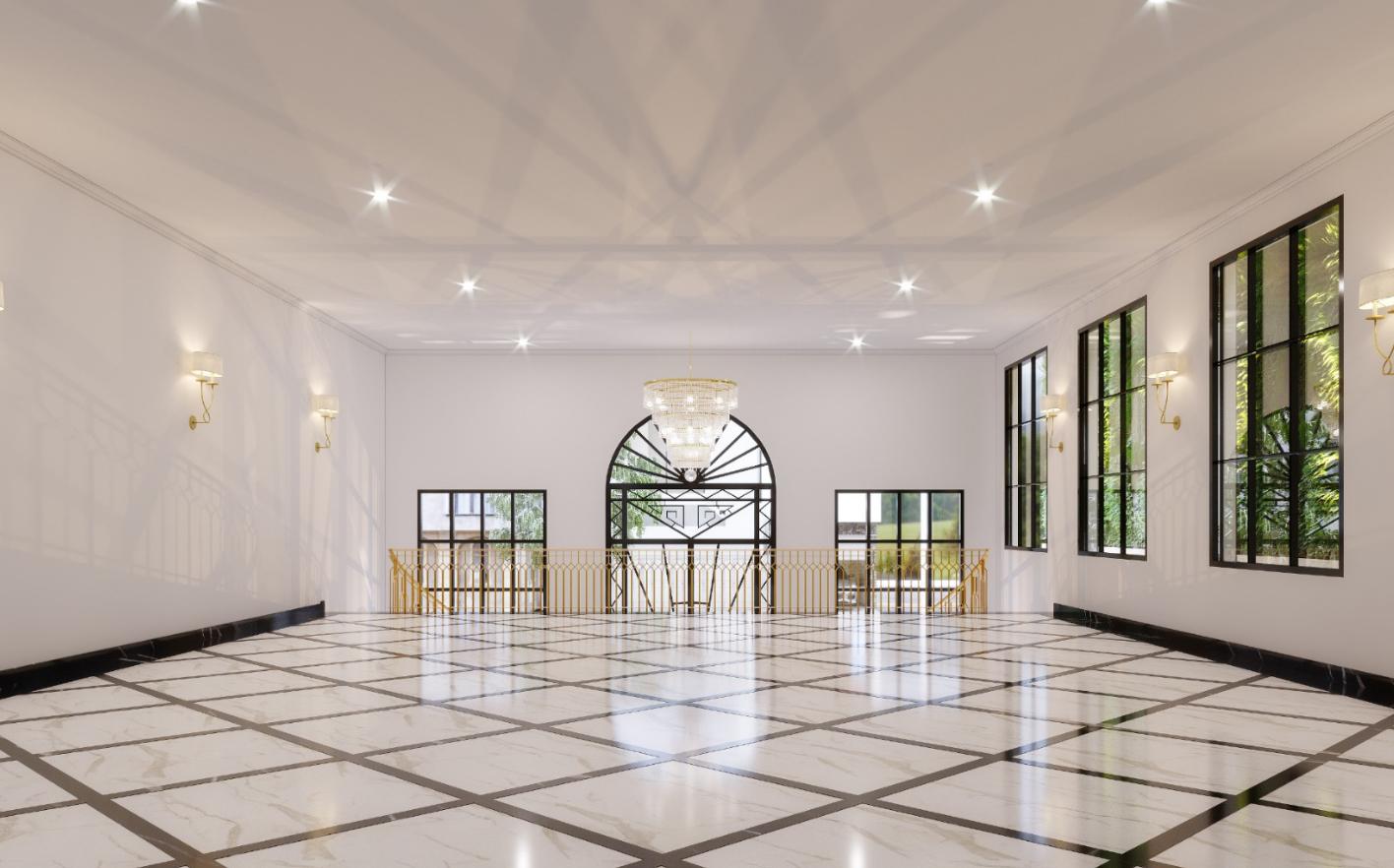 Marble Flooring Ideas by Alisha Sharma designs | KreateCube