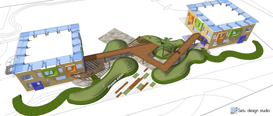 Landscaping Architecture Design