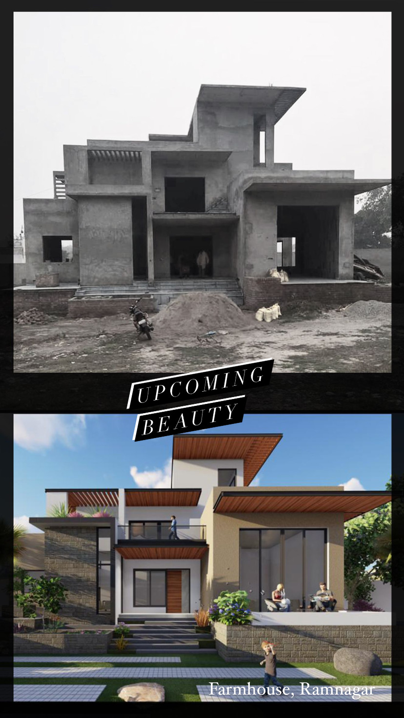 Farm House Design-STUDIO BASIC AD LLP