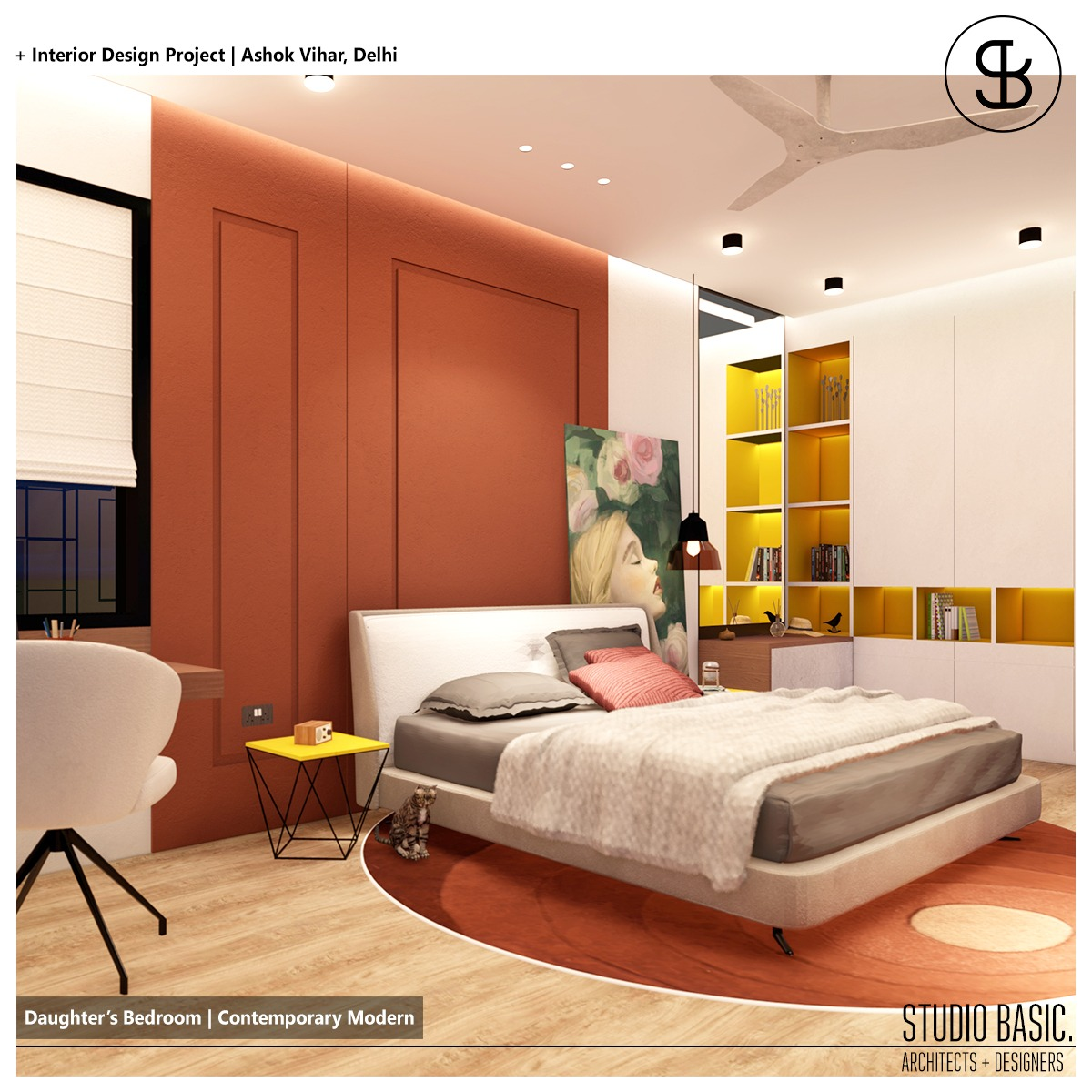 Kids Room Design- STUDIO BASIC AD LLP