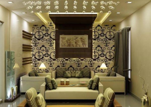Latest kitchen bedroom living room design ideas photos for Bathroom interior designers in chandigarh