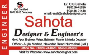 SAHOTA DESIGNER  & ENGINEER'S
