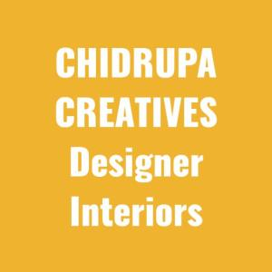 Chidrupa Creatives Designer Interiors