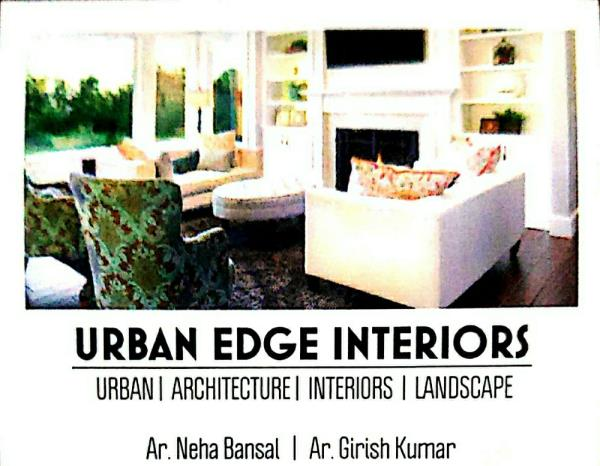 Urban Edge Interiors